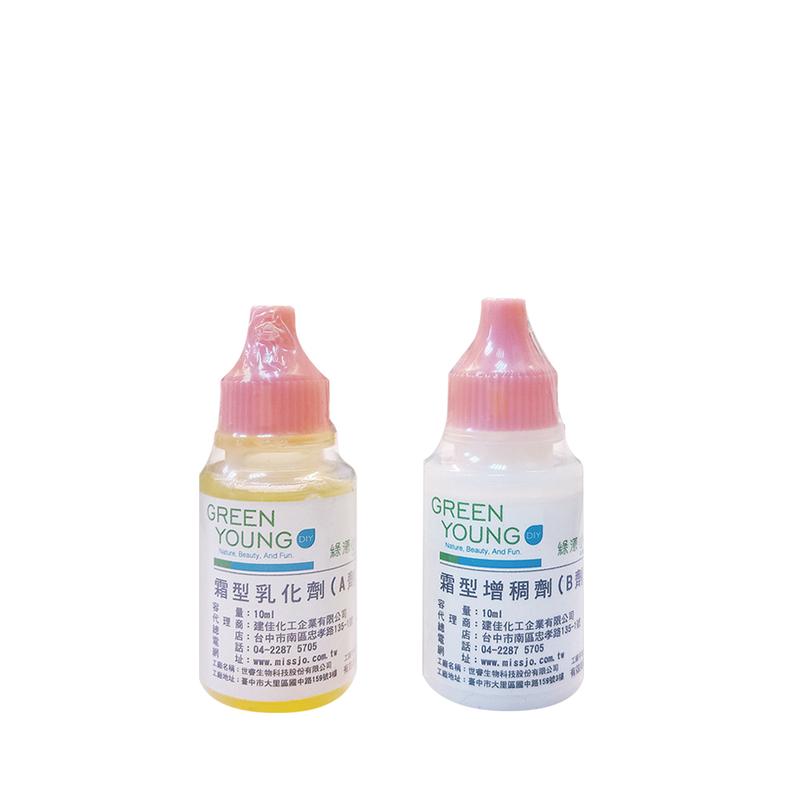 霜型乳化劑A+增稠劑
