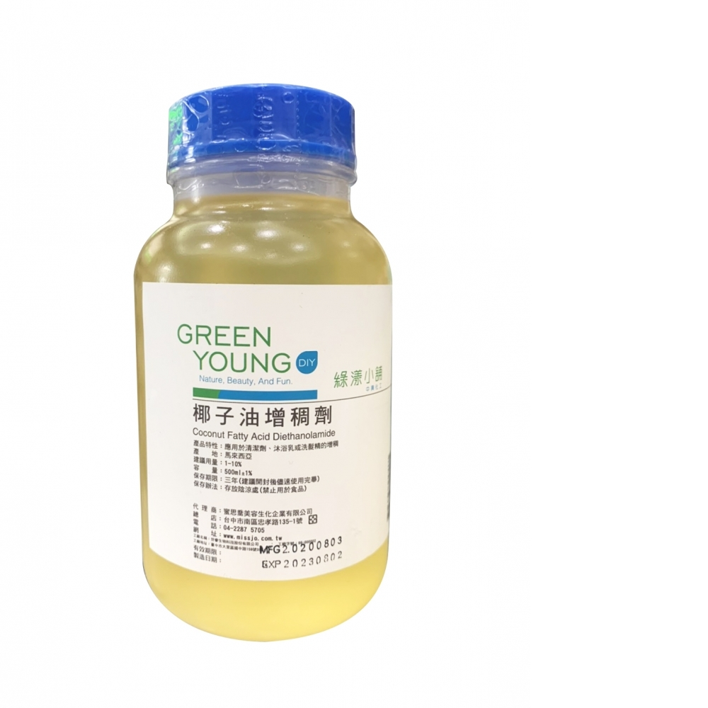 椰子油增稠劑