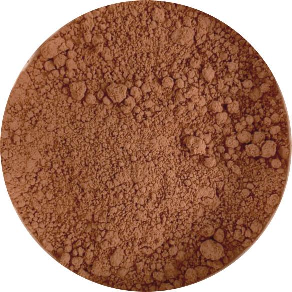 珊瑚紅礦泥粉